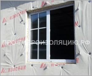 Гидроизоляция фасада под сайдинг своими руками