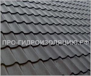 Гидроизоляция крыши дома под металлочерепицу