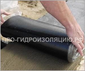 Гидроизоляция между фундаментом и кирпичной кладкой