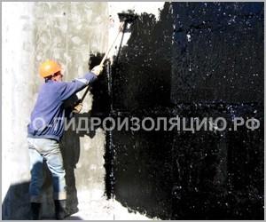 Нанесение Славянки на бетонную поверхность