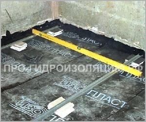 Рулонные материалы для гидроизоляции ванной комнаты